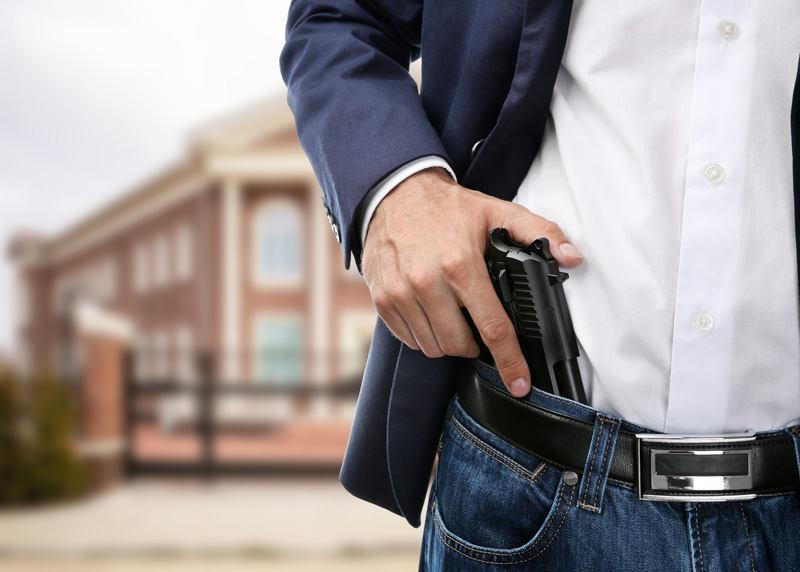 School Shootings: How Arming Teachers Could Affect Premises Liability