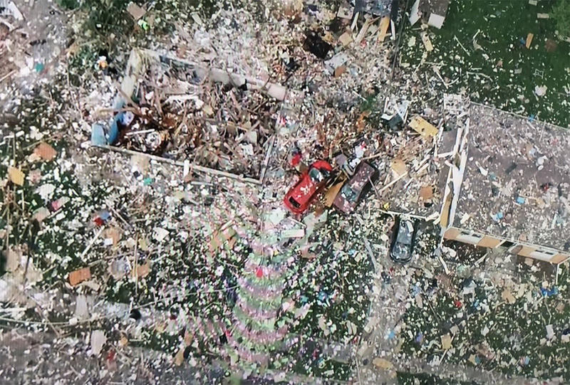 Gas Explosion Kills Indiana Homeowner - America's Dangerously Aging Gas Pipelines Exposed