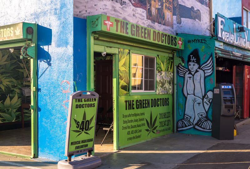 California Pot Shops Forced to Destroy $350 Million Worth of Weed